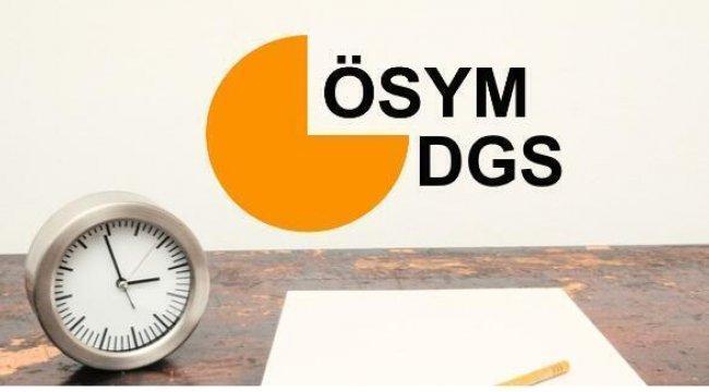 DGS üniversite kayıtları ne zaman? 2021 DGS elektronik kayıt (e-kayıt) tarihleri