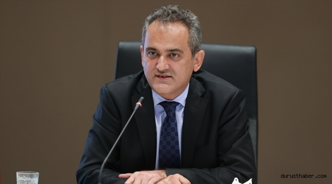 Milli Eğitim Bakanı Özer: Tüm okullarımızda uyulması gereken kuralları belirledik