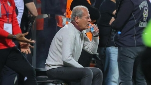 Mustafa Denizli: Beşiktaş'ı bu durumda yakalamak bizim için belki de bir şanstı