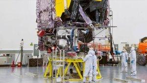 NASA James Webb Uzay Teleskopu'nu 18 Aralık'ta fırlatacak