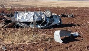 Şanlıurfa'da kahreden kaza: 3'ü kardeş, 4 çocuk öldü
